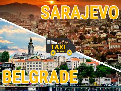 Kombi prevoz putnika Beograd – Sarajevo