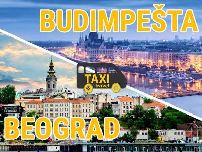 Kombi prevoz putnika Beograd – Budimpešta